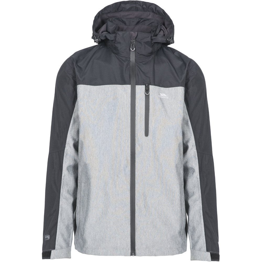 Trespass Mens Zakham Breathable Windproof Softshell Jacket Xxl - Chest 46-48 (117-122cm)