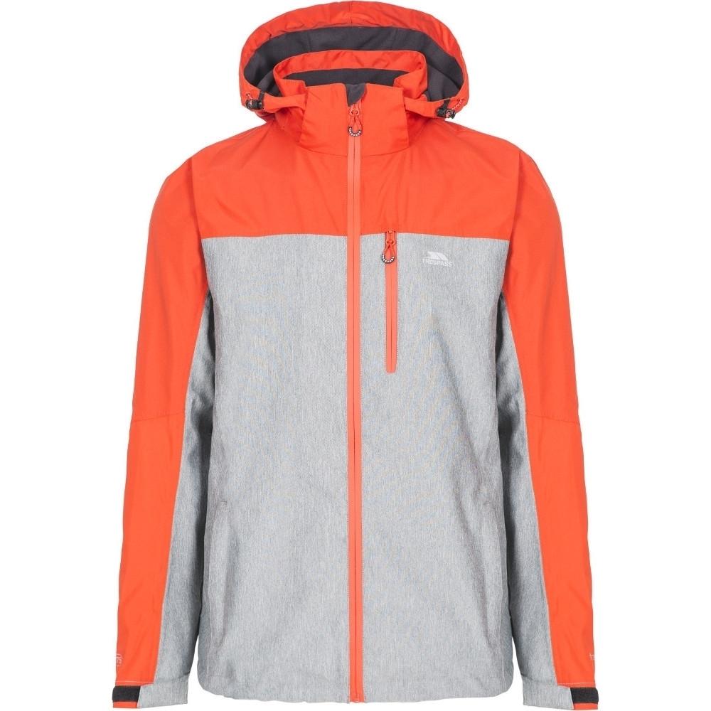 Trespass Mens Zakham Breathable Windproof Softshell Jacket S - Chest 35-37 (89-94cm)