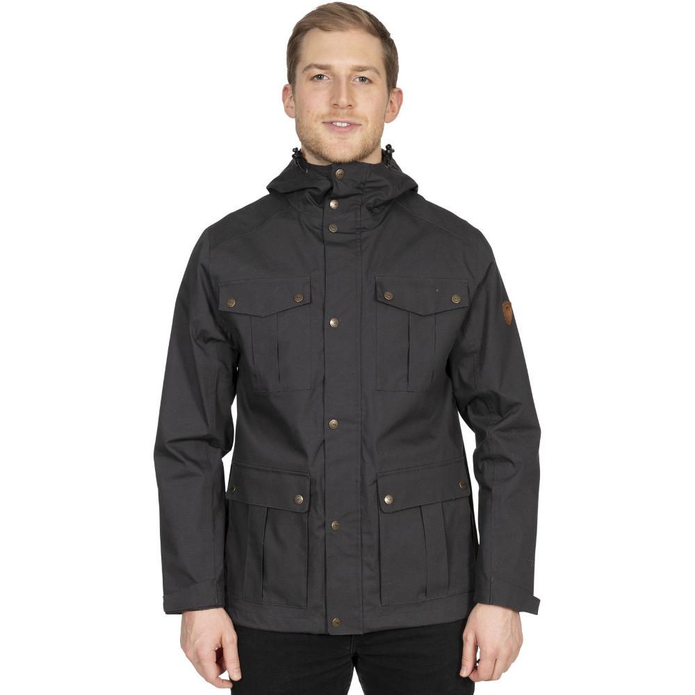 Trespass Mens Raharra Breathable Windproof Softshell Jacket Xxl - Chest 46-48 (117-122cm)