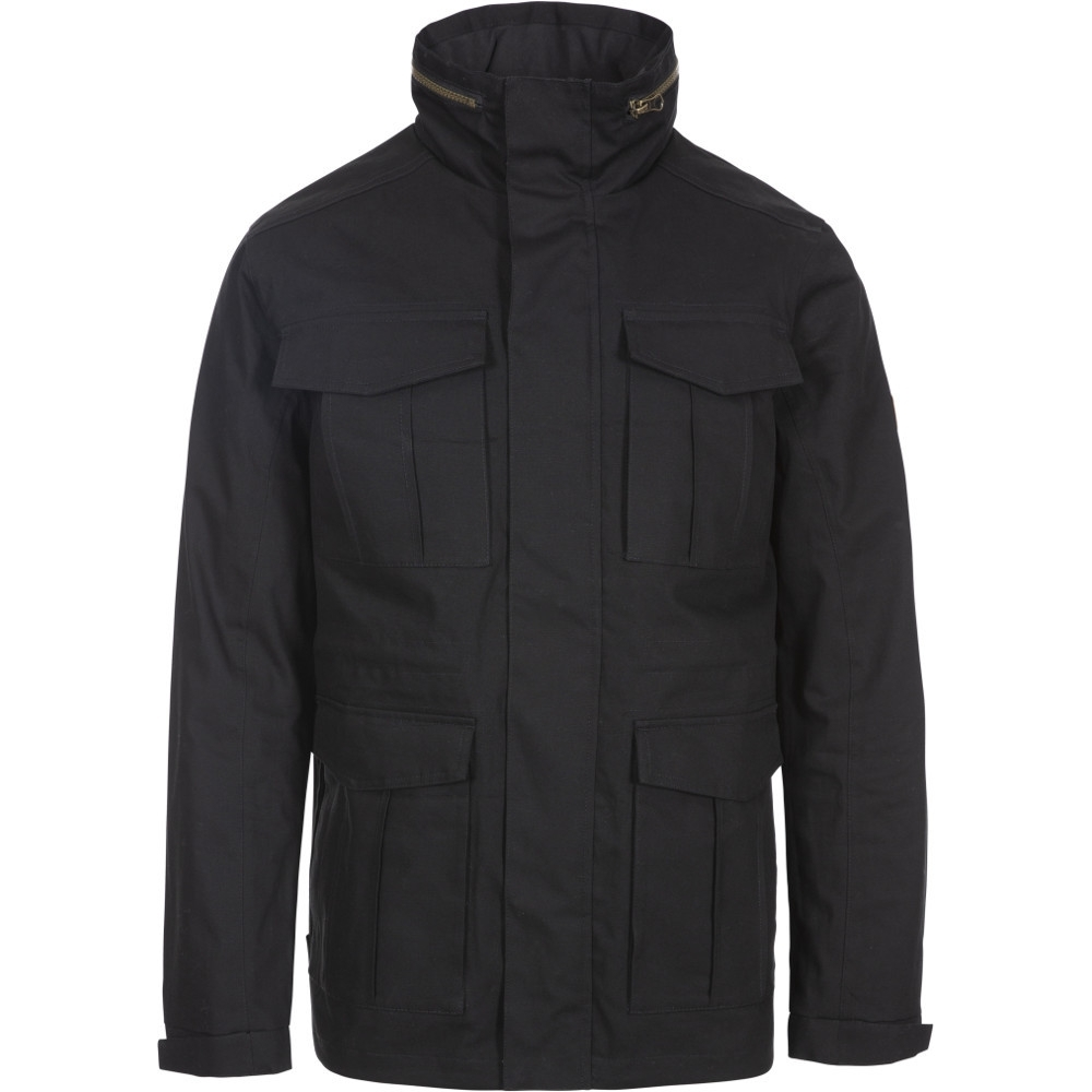 Trespass Mens Rainthan Breathable Waterproof Jacket Xxl - Chest 46-48 (117-122cm)