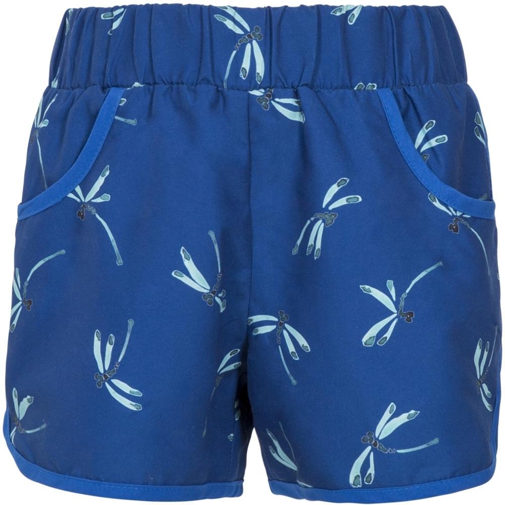Trespass Girls Stunned Elasticated Summer Shorts 11-12 - Waist 26 (waist 66cm)