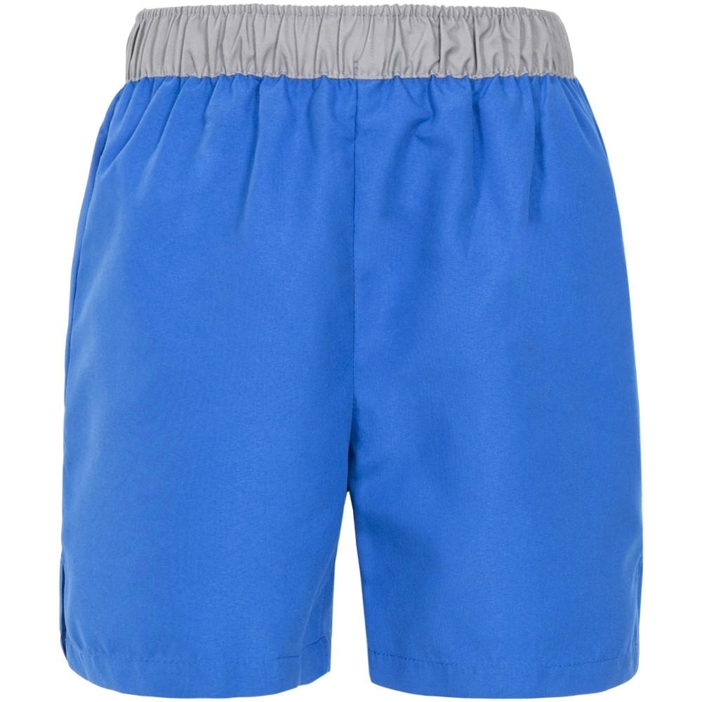 Trespass Boys Sanded Elasticated Swimming Shorts 2-3 - Chest 21' (Chest 53cm)