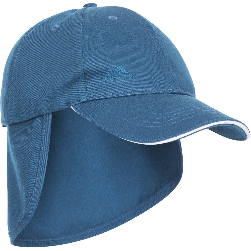 Trespass Boys Cabello Adjustable Cotton Summer Hat 4-7 Years