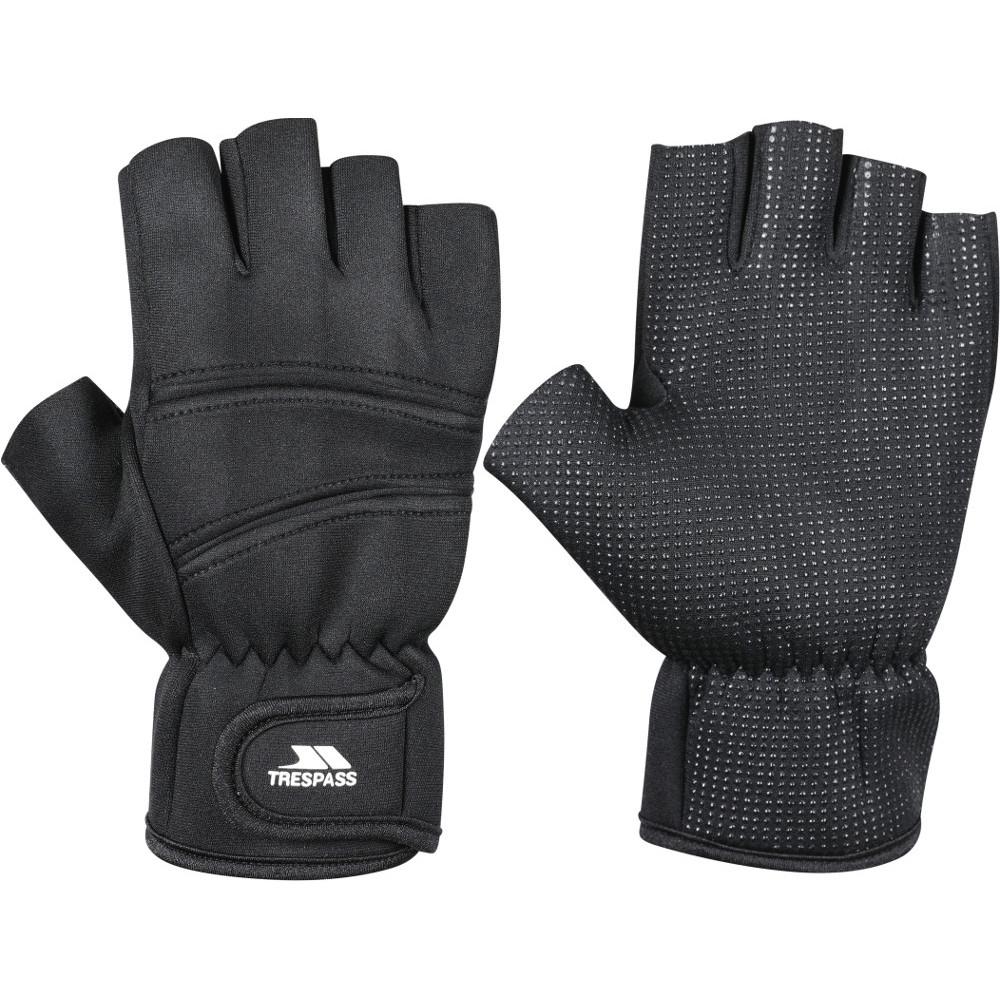 Trespass Mens Carradale Neoprene Fingerless Gloves Extra Large / Extra Extra Large