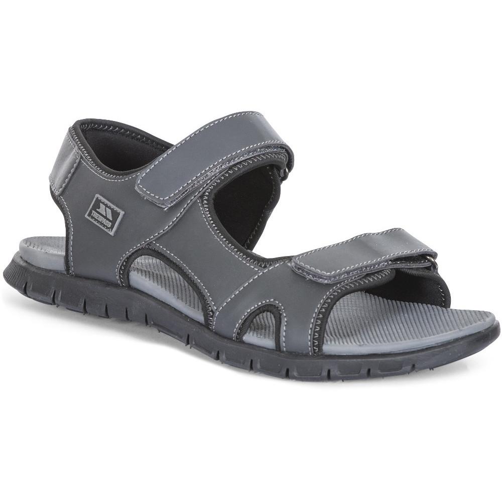 Trespass Mens Dilton Durable Cushioned Walking Sandals 9 Uk Size (eu 43)
