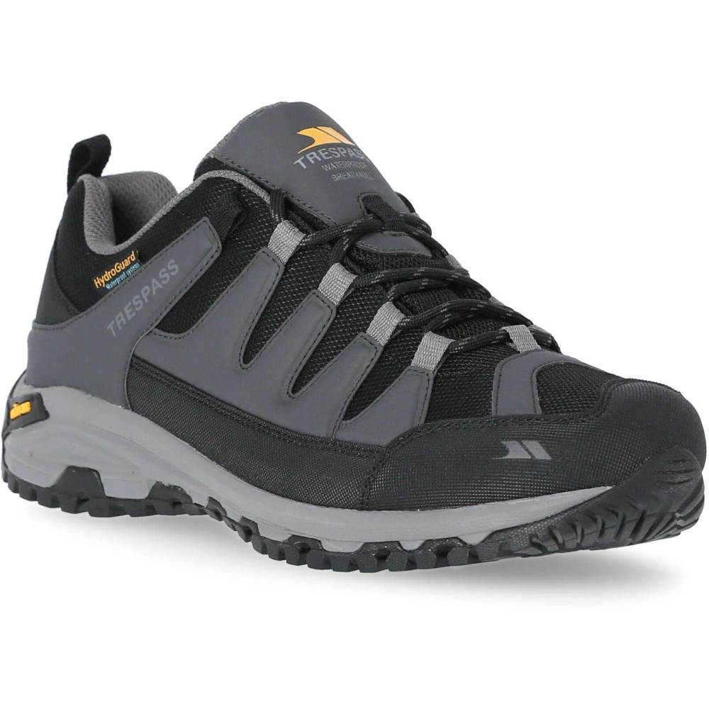 Trespass Mens Cardrona Ii Waterproof Walking Shoes 8 Uk Size (eu 42)