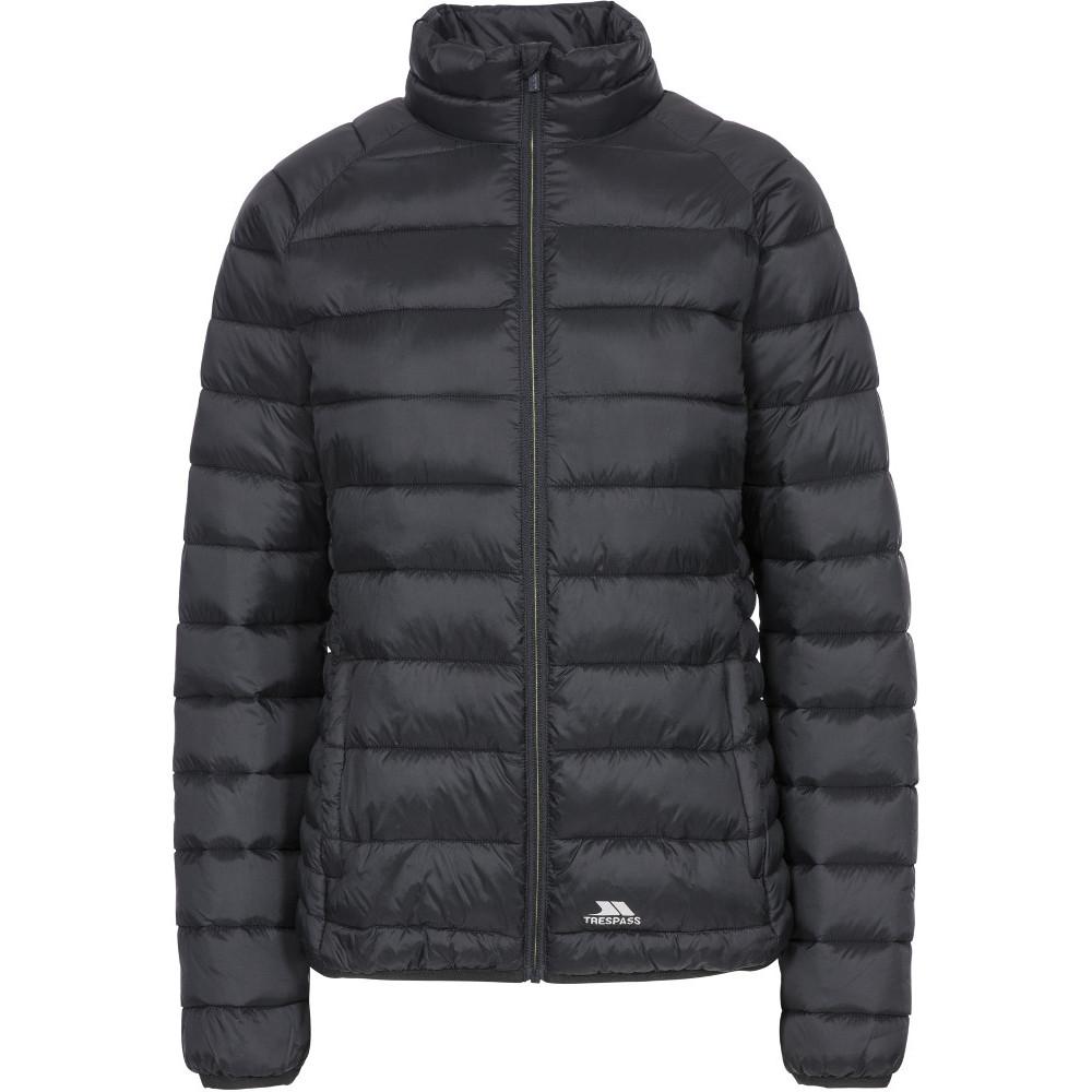 Trespass Womens Marlene Padded Down Touch Jacket Coat 16/xl - Bust 40 (101.5cm)