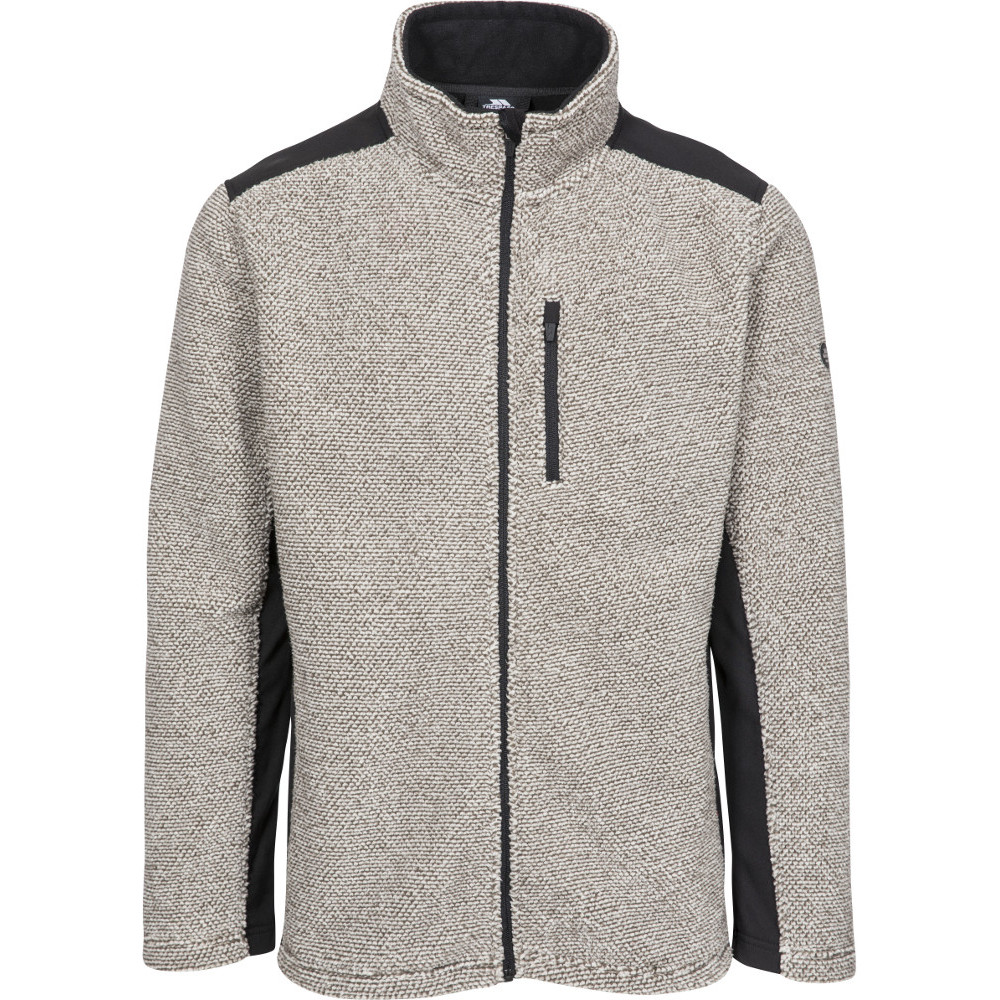 Trespass Mens Faratino At300 Full Zip Fleece Jacket Xl- Chest 44-46  (111.5-117cm)