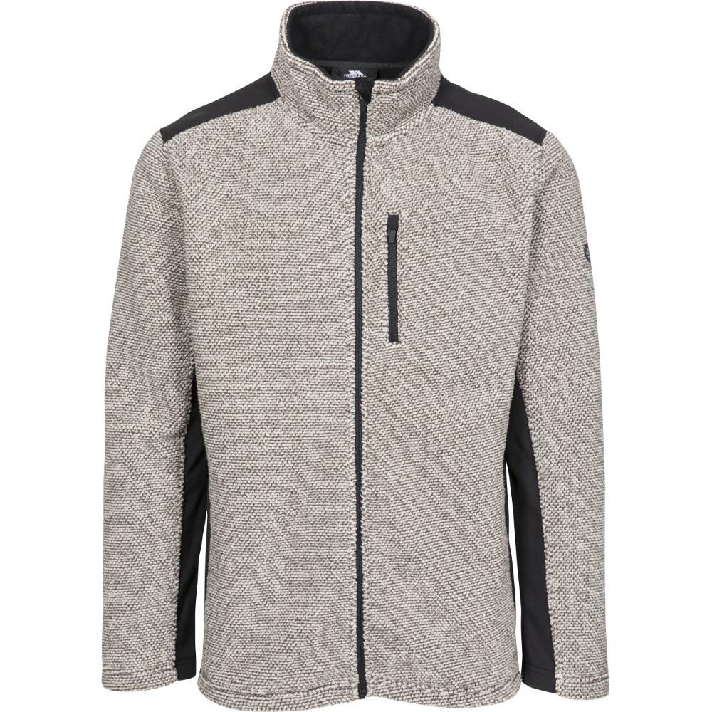 Trespass Mens Faratino At300 Full Zip Fleece Jacket Xs - Chest 33-35 (84-89cm)