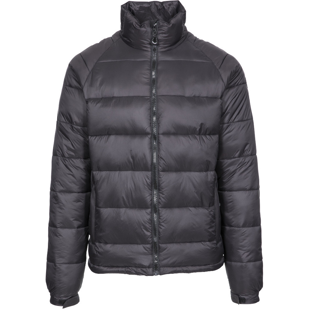 Trespass Mens Yattendon Padded Warm Jacket Coat L- Chest 41-43  (104-109cm)