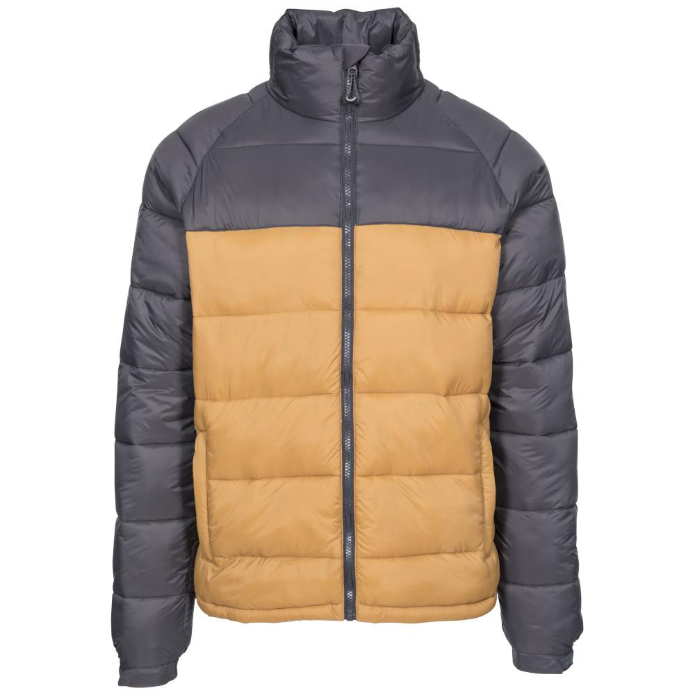 Trespass Mens Yattendon Padded Warm Jacket Coat Xxs - Chest 29-31 (77-82cm)