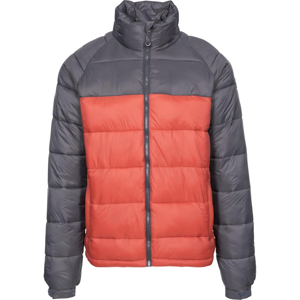 Trespass Mens Yattendon Padded Warm Jacket Coat Xxl- Chest 46-48  (117-122cm)