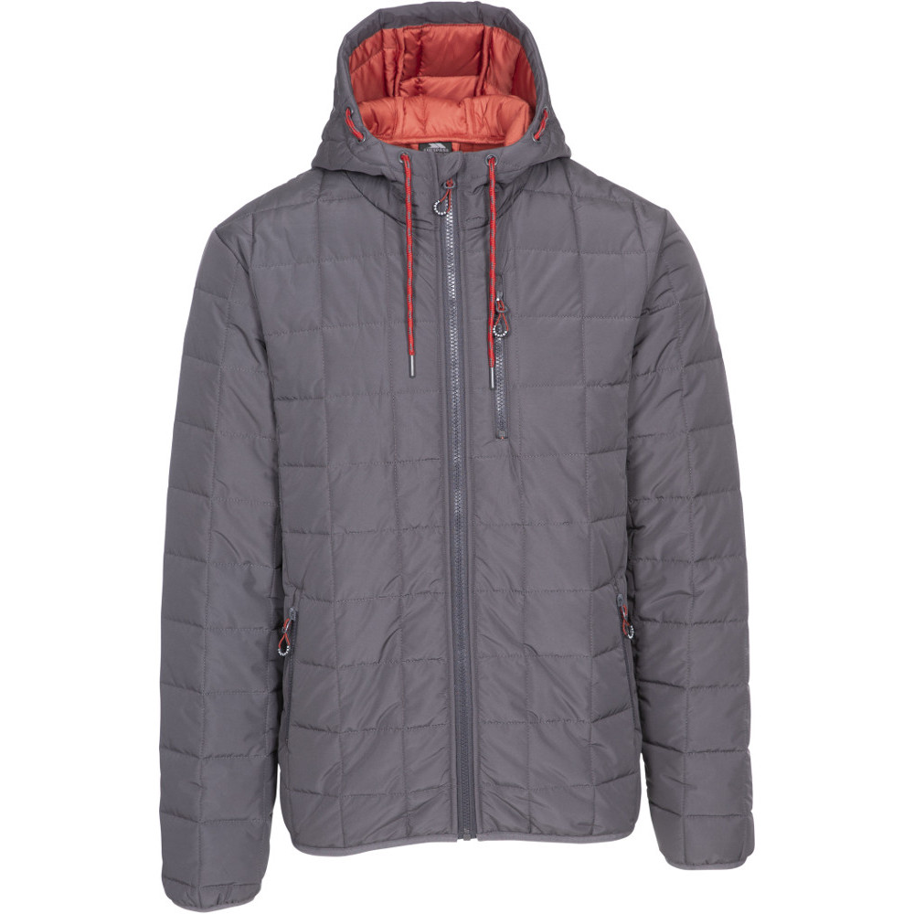 Trespass Mens Wytonhill Padded Warm Casual Jacket Coat L- Chest 41-43  (104-109cm)
