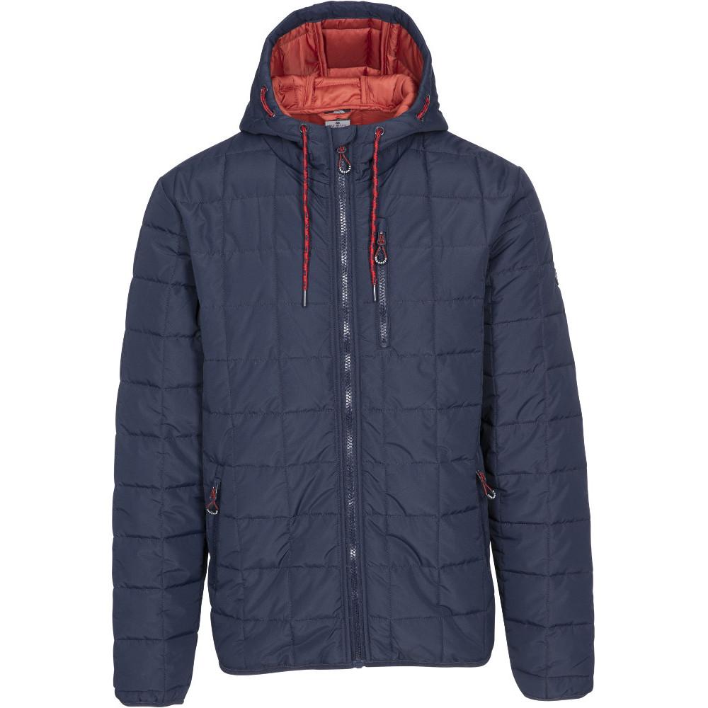 Trespass Mens Wytonhill Padded Warm Casual Jacket Coat Xxl- Chest 46-48  (117-122cm)
