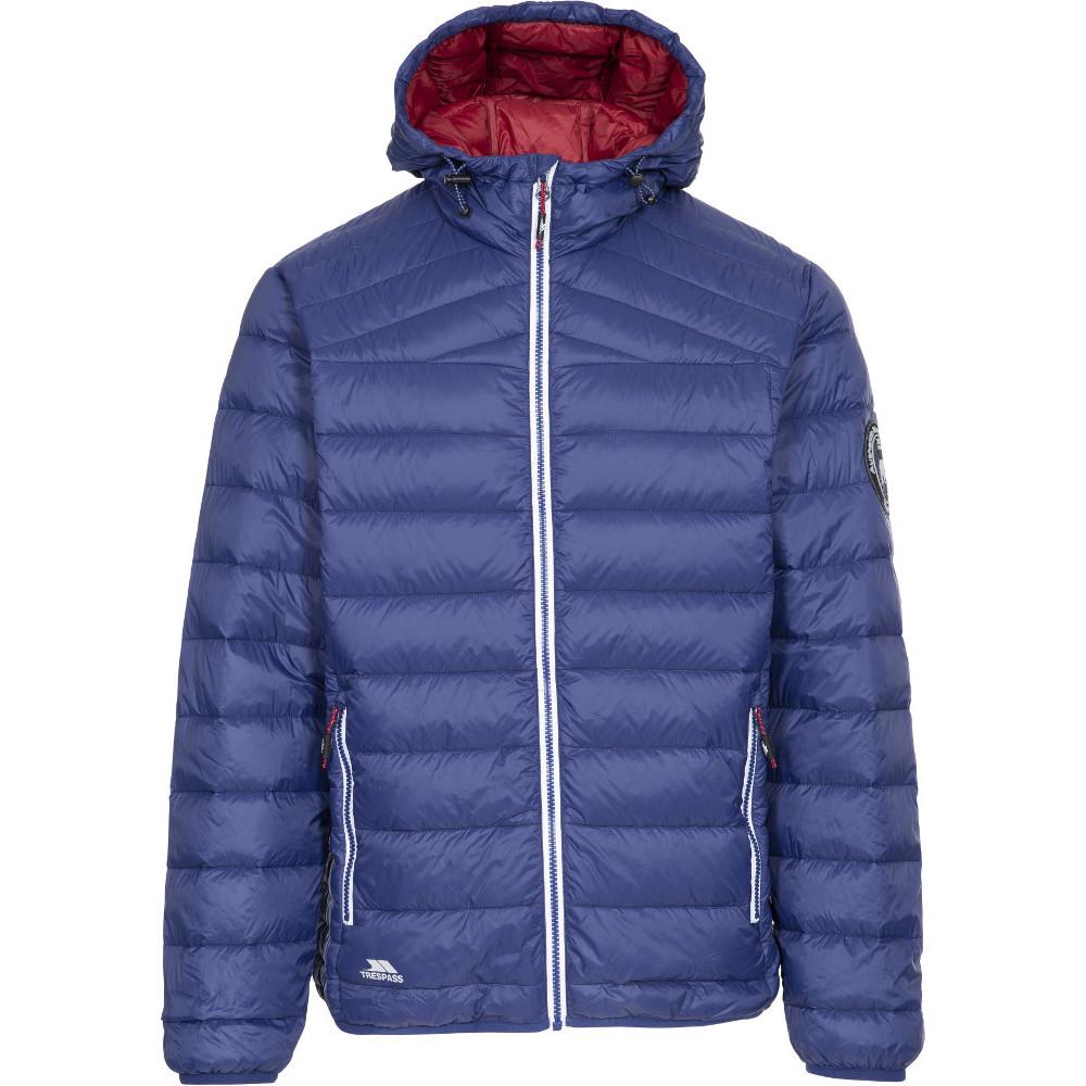 Trespass Mens Whitman Ii Ultra Lightweight Jacket Coat Xl- Chest 44-46  (111.5-117cm)