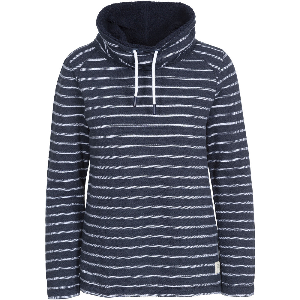 Trespass Womens Terezia Cowl Neck Jersey Sweater Hoodie M- Uk 12- Bust 36  (91.4cm)