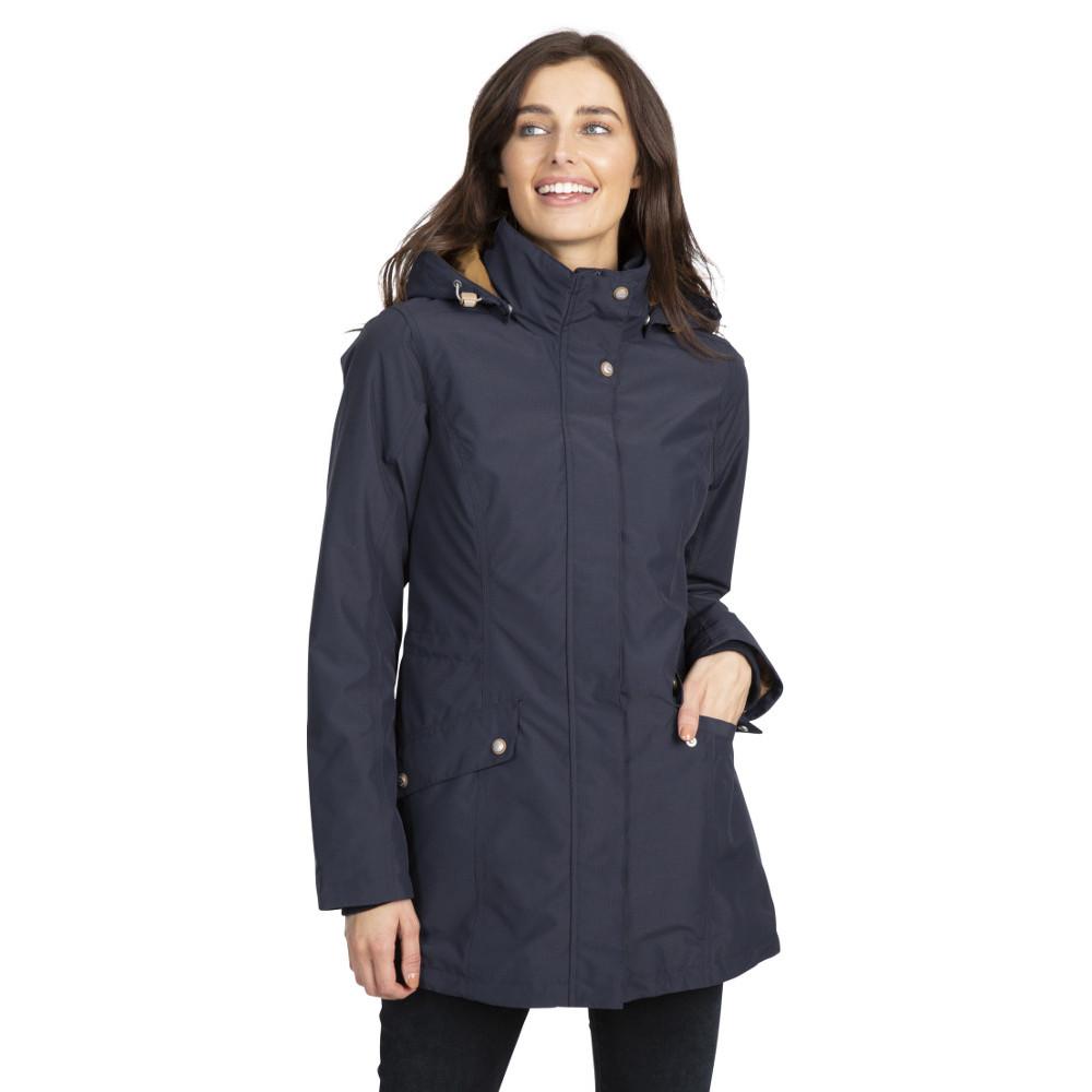 Trespass Womens Generation Tp75 Waterproof Insulated Coat S- Uk 10- Bust 34  (86cm)