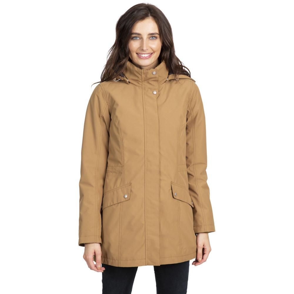 Trespass Womens Generation Tp75 Waterproof Insulated Coat Xxs- Uk 6- Bust 31  (78cm)