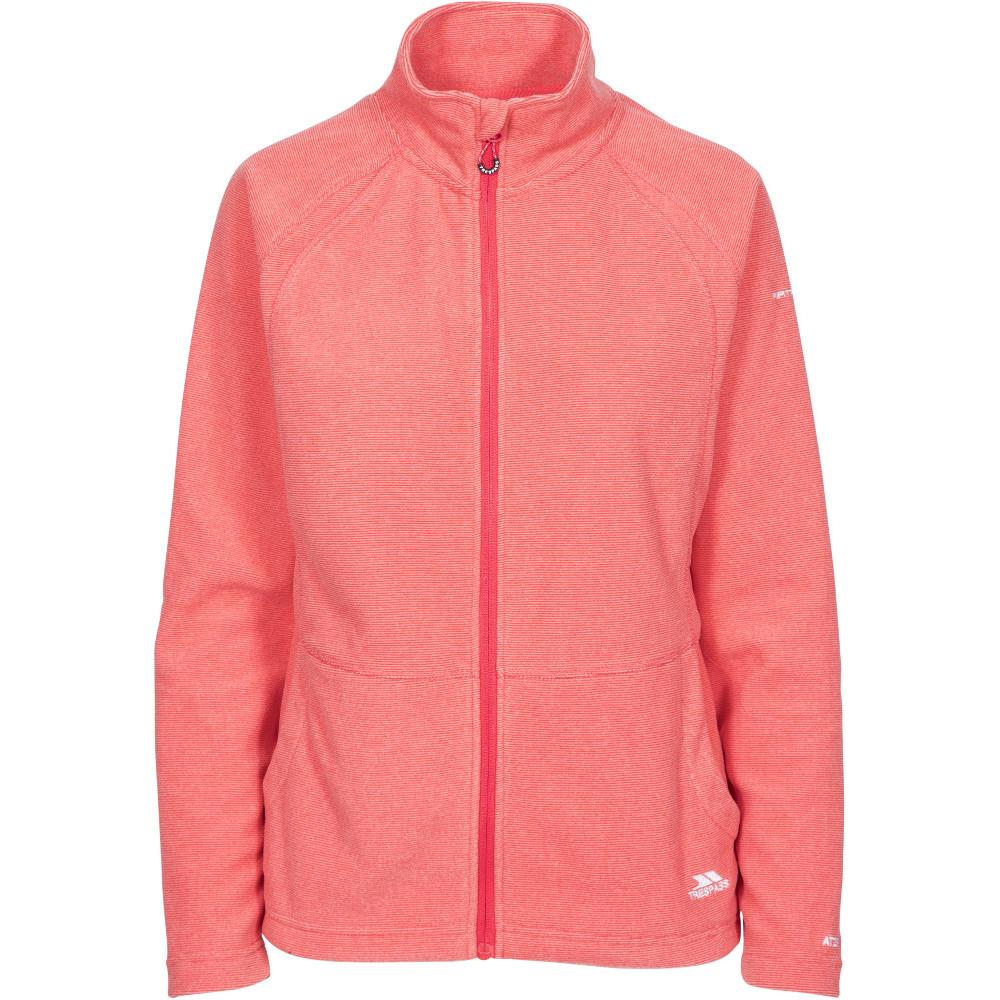Trespass Womens Rossetti At200 Full Zip Fleece Jacket S- Uk 10- Bust 34  (86cm)