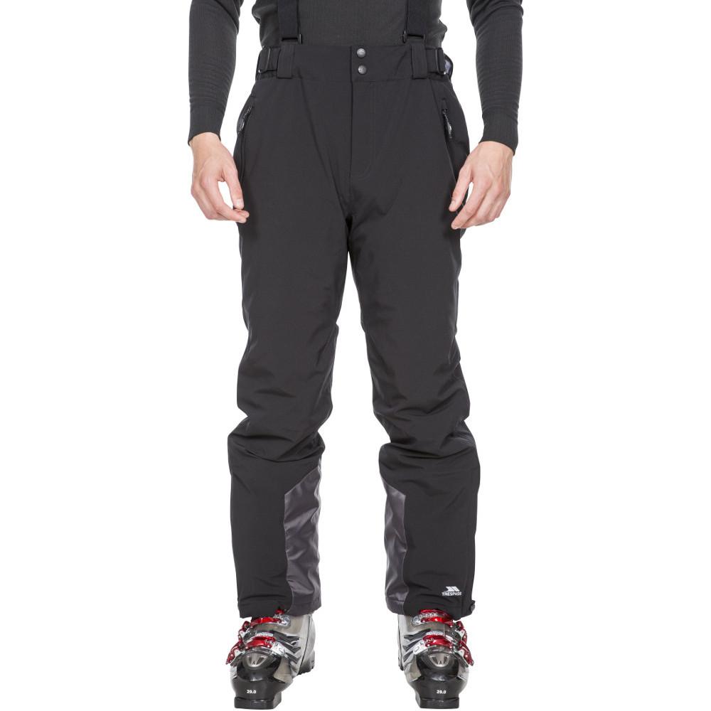 Trespass Mens Trevor Tp75 Lightly Padded Ski Trousers Xs- Waist 28-30  (71-76cm)
