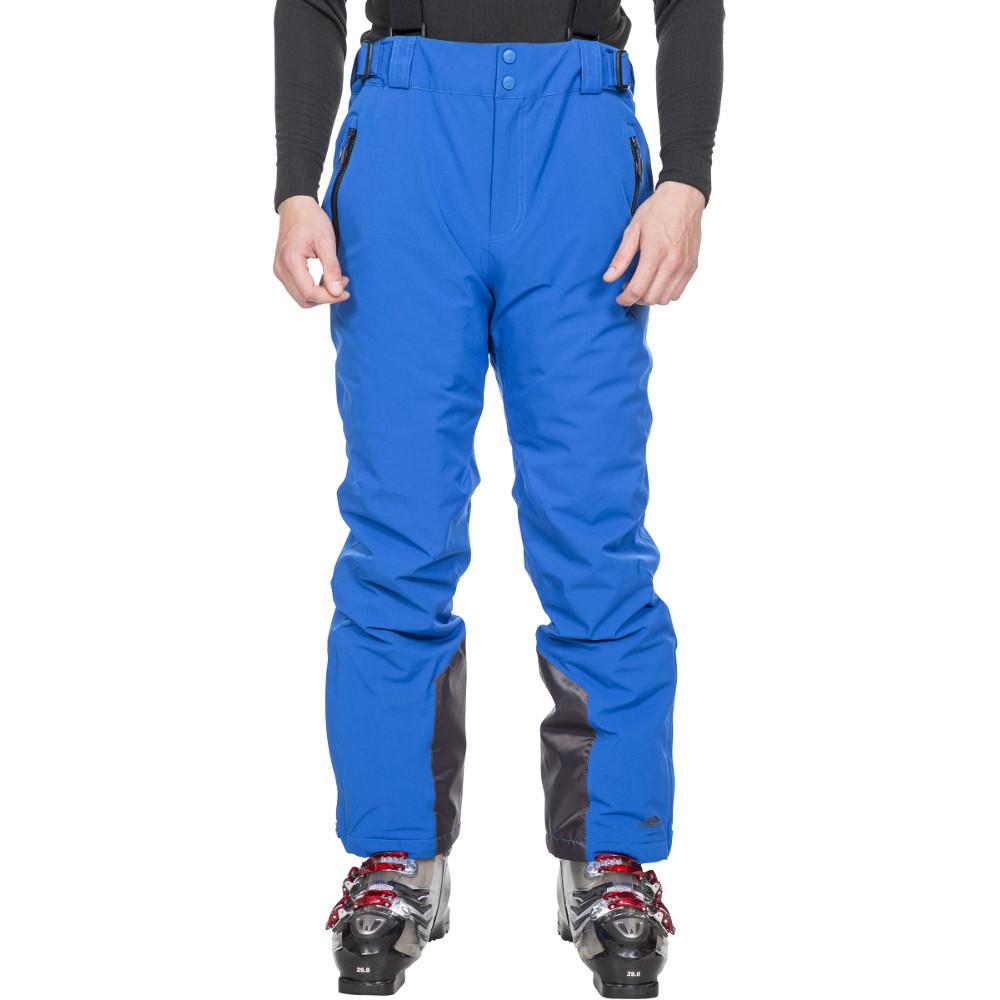 Trespass Mens Trevor Tp75 Lightly Padded Ski Trousers Xxl- Waist 41-43  (104-109cm)