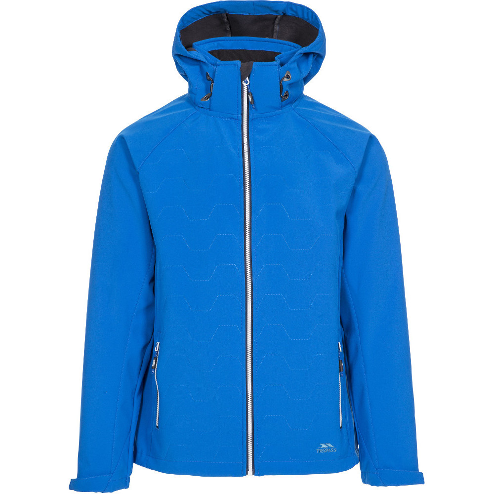 Trespass Mens Arli Tp50 Lightweight Softshell Jacket L- Chest 41-43  (104-109cm)