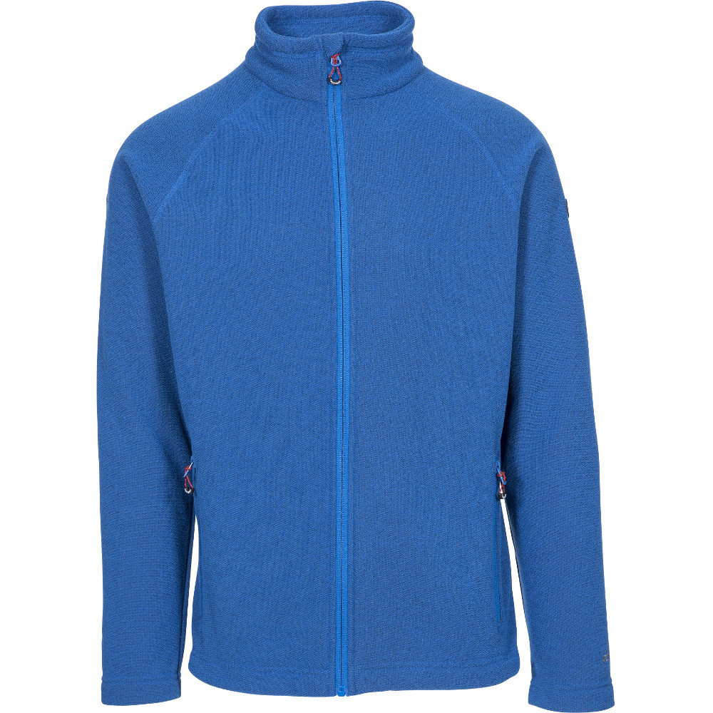 Trespass Mens Steadburn At200 Full Zip Fleece Jacket Xs- Chest 33-35  (84-89cm)
