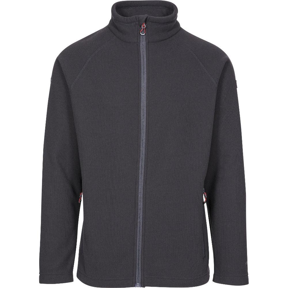 Trespass Mens Steadburn At200 Full Zip Fleece Jacket Xxl- Chest 46-48  (117-122cm)