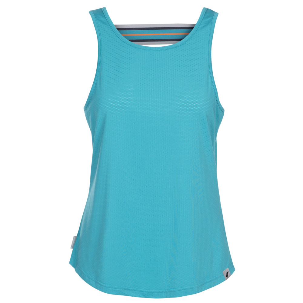 Trespass Womens Emmalyn Active Sports Vest Top 12/m - Bust 36 (91.4cm)