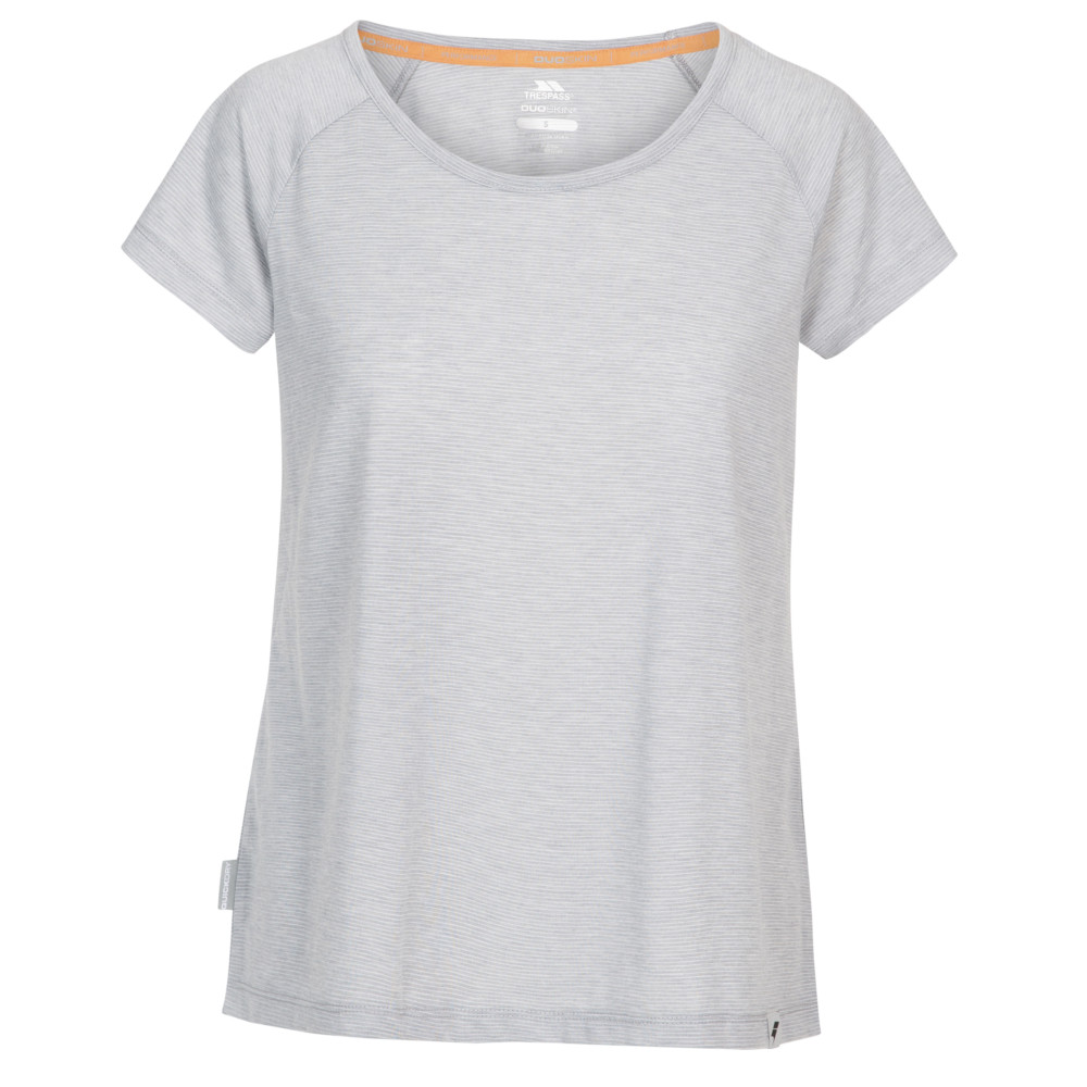 Trespass Womens Vera Active Short Sleeve T Shirt Tee 18/xxl - Bust 42 (106.5cm)