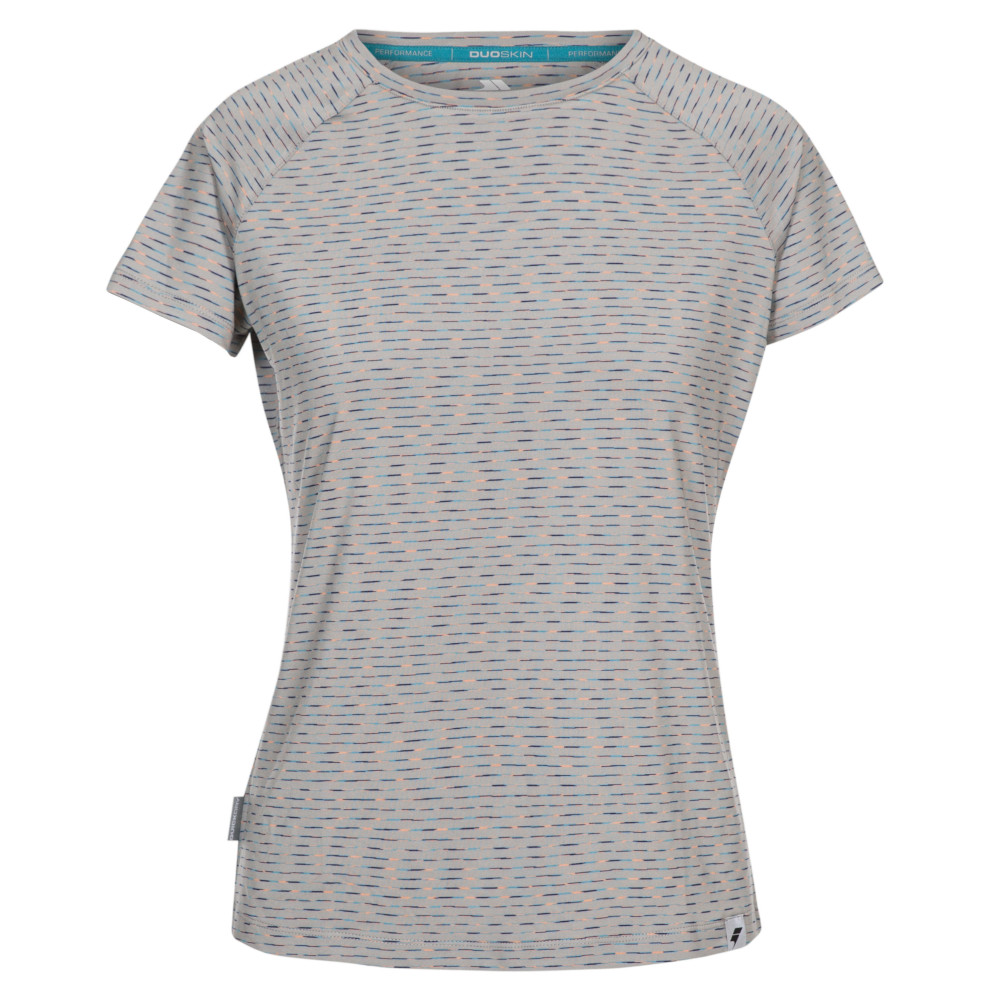 Trespass Womens Myrtle Active Short Sleeve T Shirt Tee 10/s - Bust 34 (86cm)