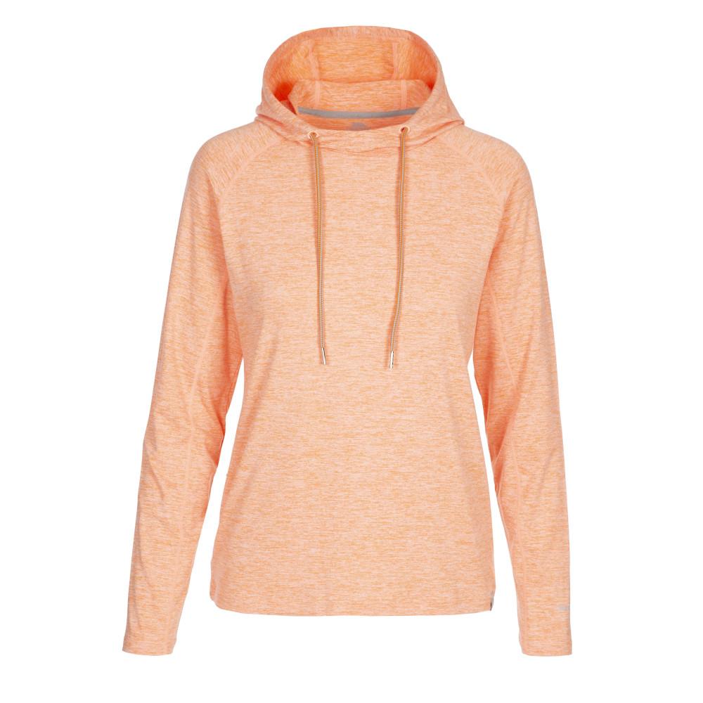 Trespass Womens Hattie Active Sports Hoodie Sweater 16/xl - Bust 40 (101.5cm)