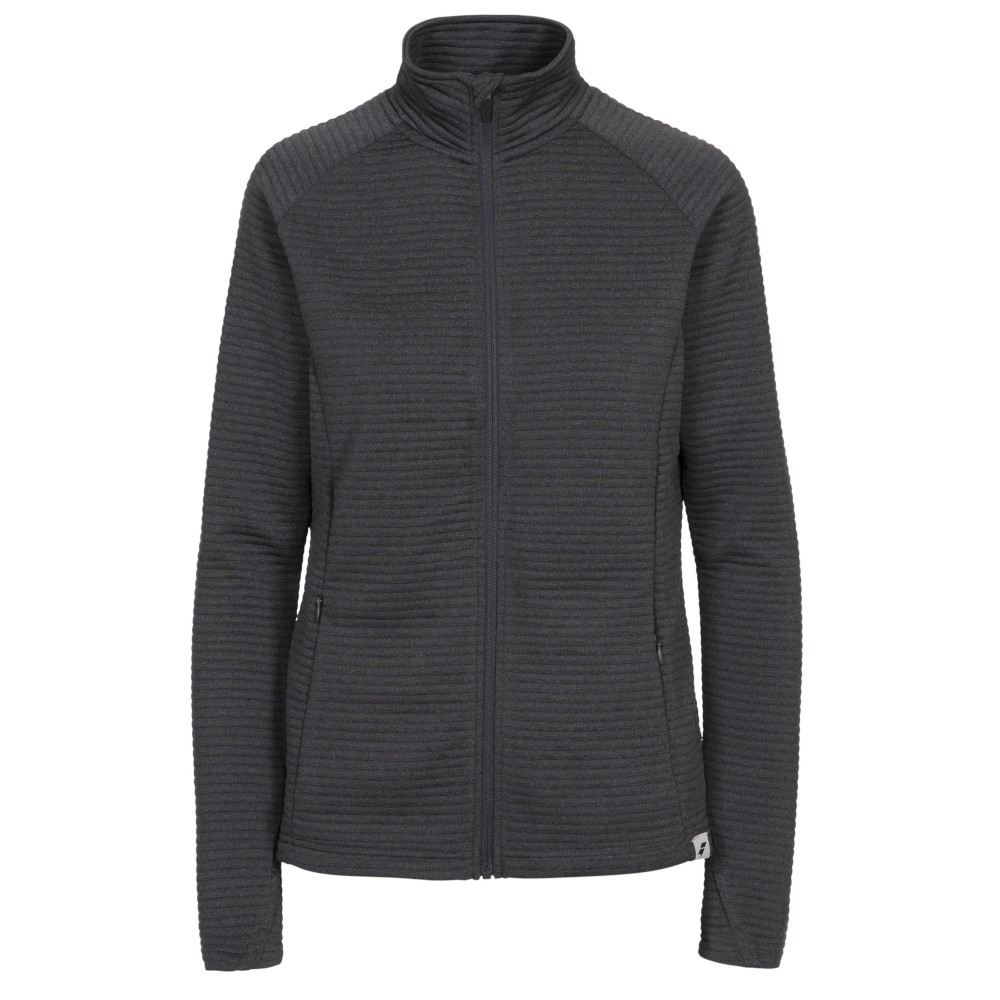 Trespass Womens Leonora Active Full Zip Jacket 10/s - Bust 34 (86cm)