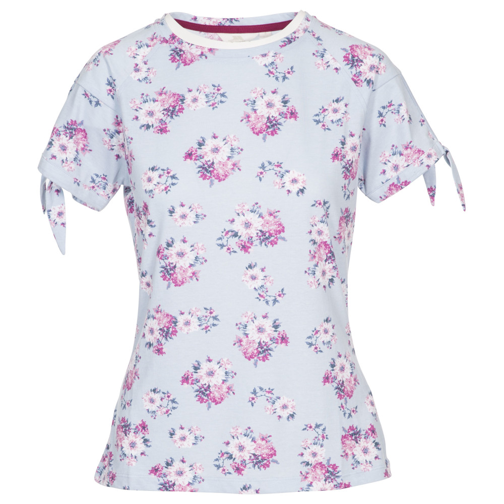 Trespass Womens Rena Short Sleeve T Shirt Tee 10/s - Bust 34 (86cm)
