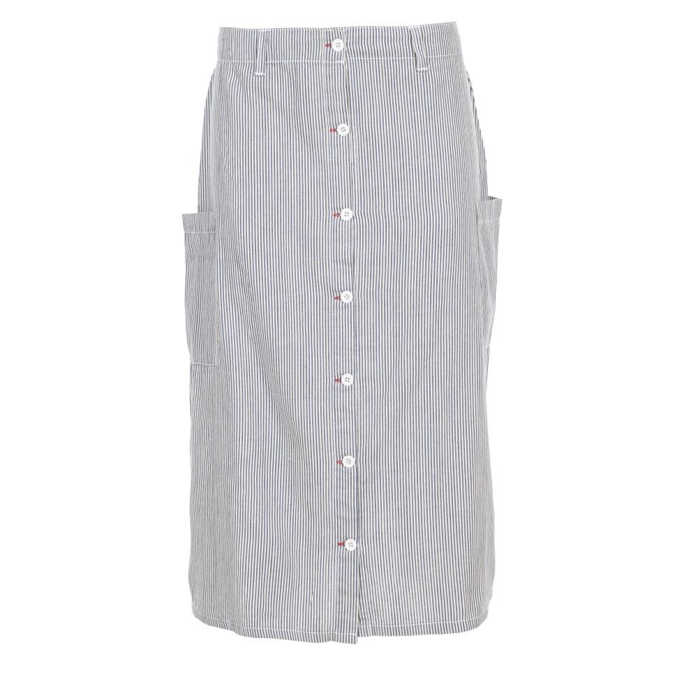 Trespass Womens Lani Button Through Summer Skirt 12/m - Bust 36 (91.4cm)