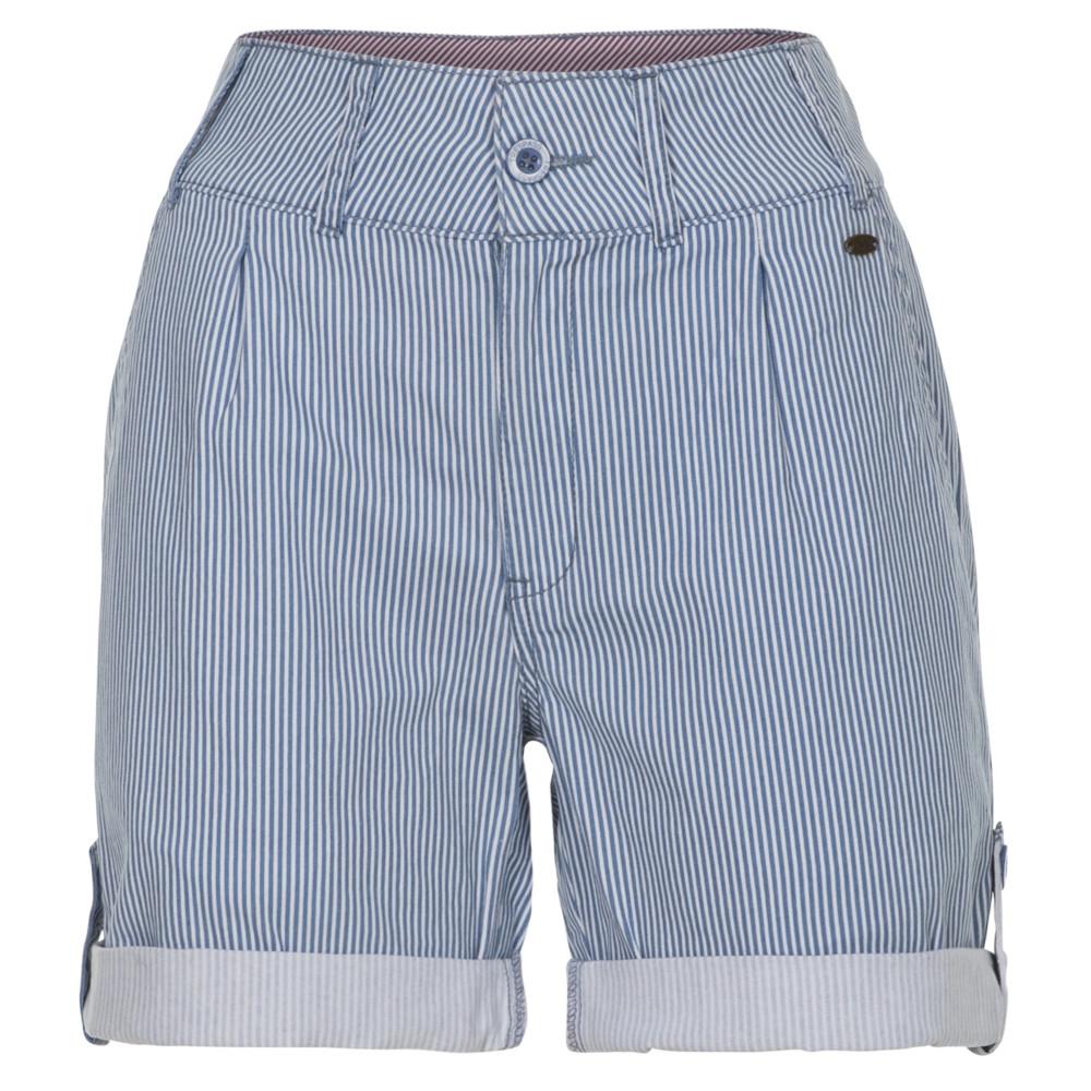 Trespass Womens Hazy Roll Up Summer Shorts 6/xxs - Waist 23 (61cm)