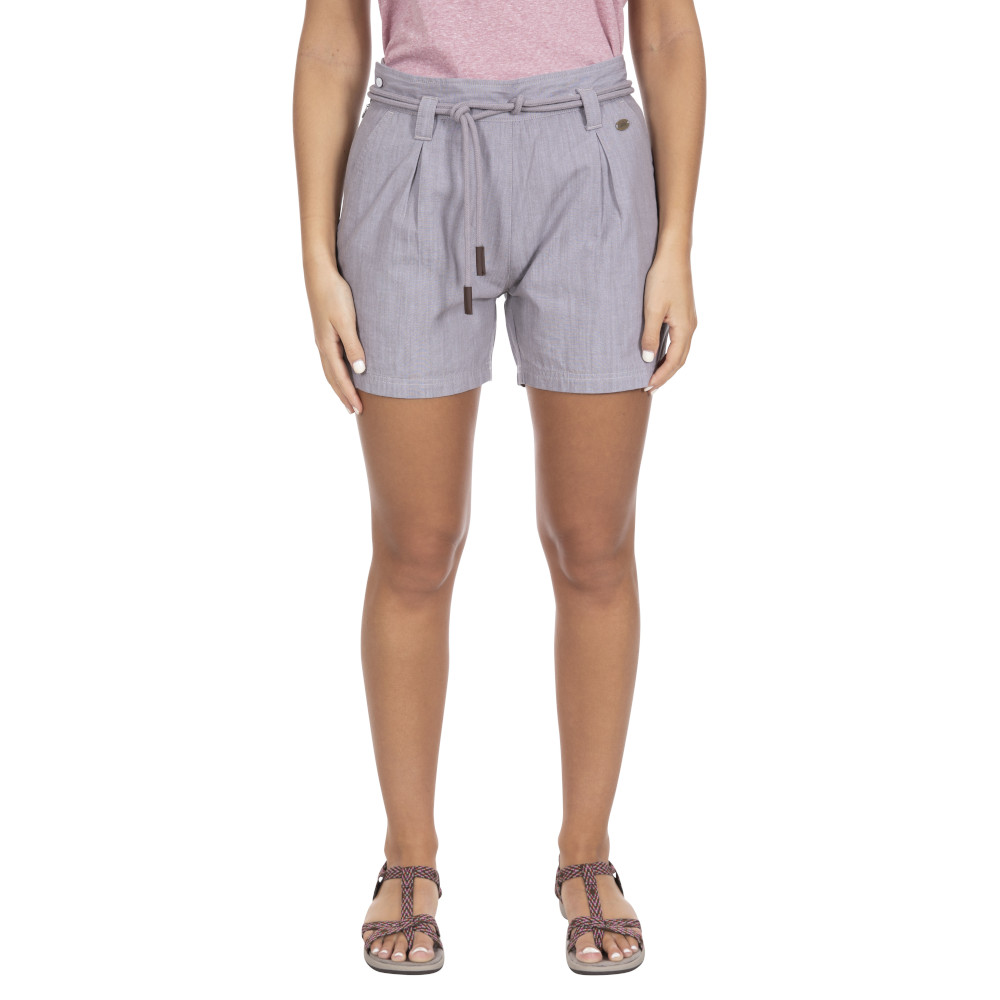 Trespass Womens Lynn Lightweight Summer Shorts 8/xs - Waist 25 (66cm)