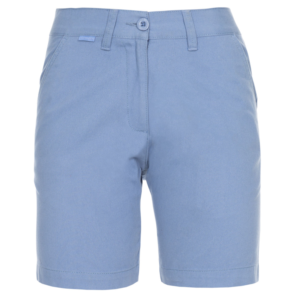 Trespass Womens Sinitta Summer Shorts 8/xs - Waist 25 (66cm)