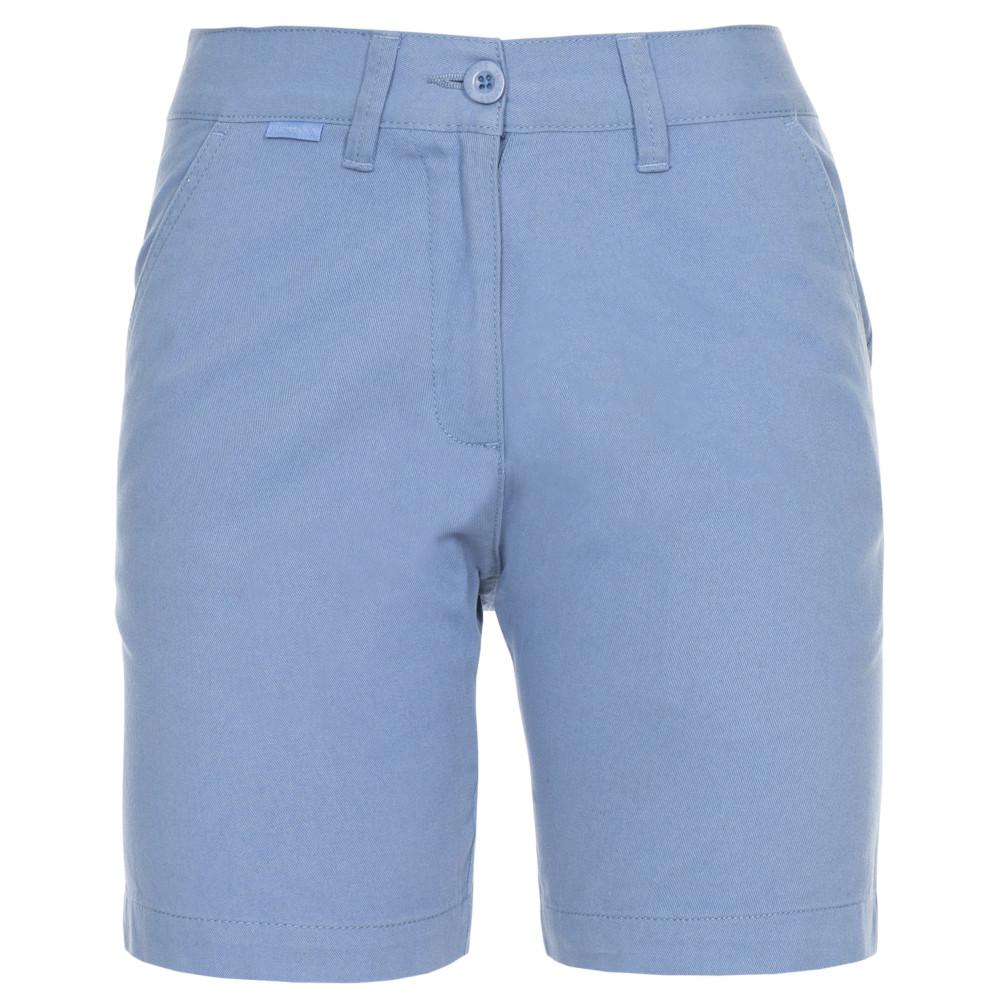 Trespass Womens Sinitta Summer Shorts 10/s - Waist 28 (71cm)
