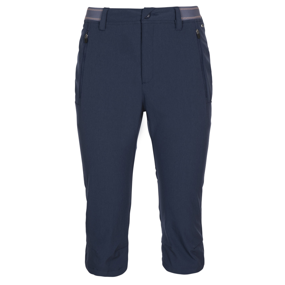 Trespass Womens Grateful Elasticated Trousers 12/m - Waist 30 (76cm)