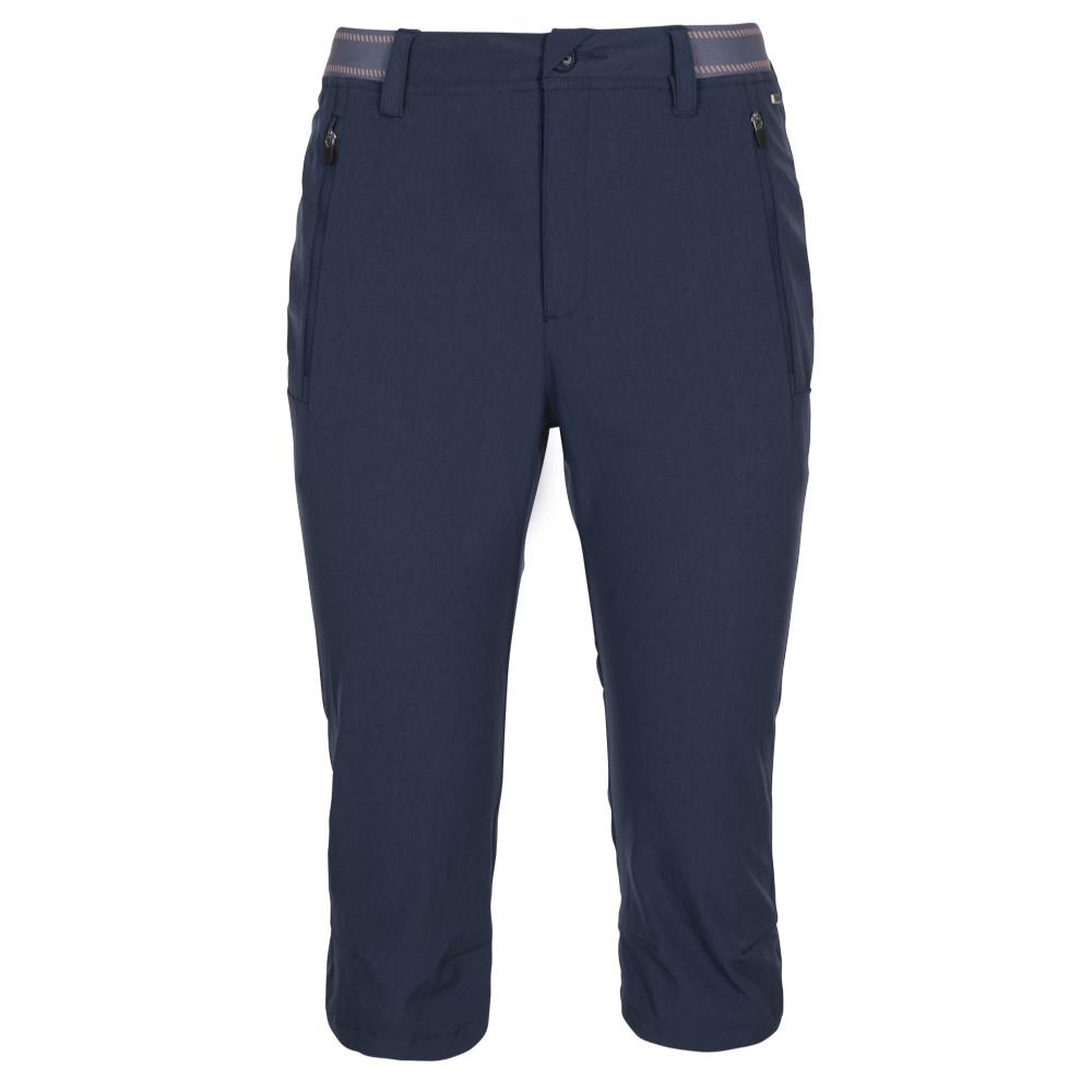 Trespass Womens Grateful Elasticated Trousers 18/xxl - Waist 36 (91.5cm)