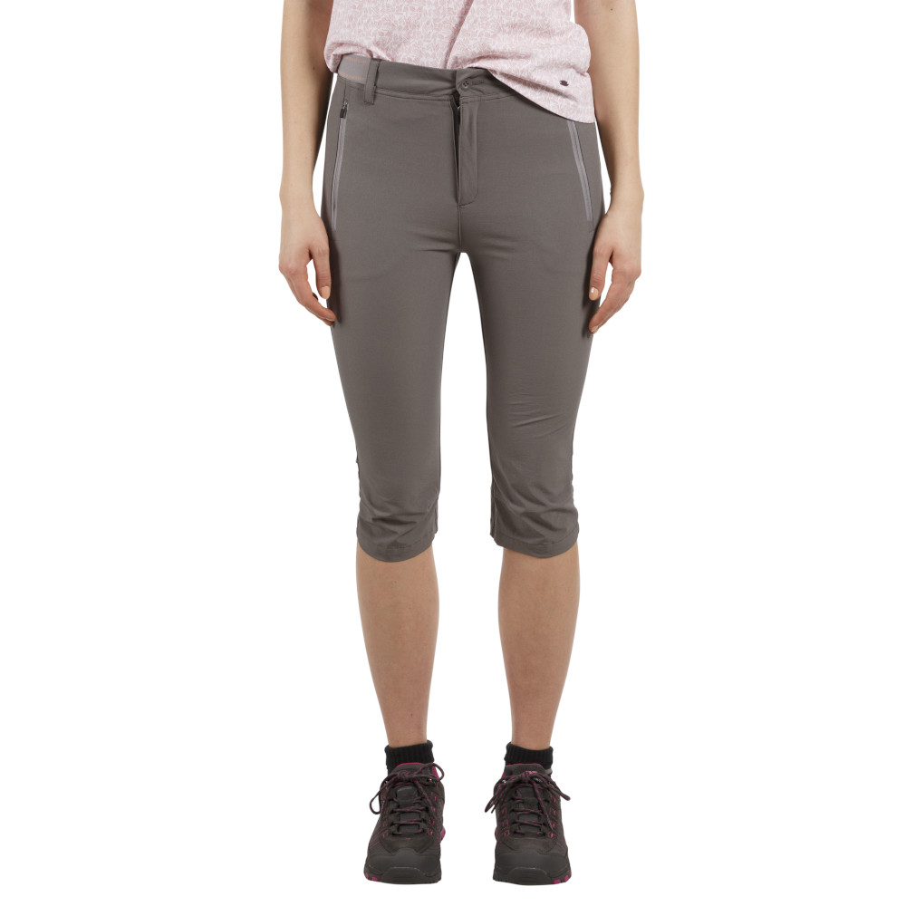 Trespass Womens Grateful Elasticated Trousers 20/3xl - Waist 38 (96.52cm)