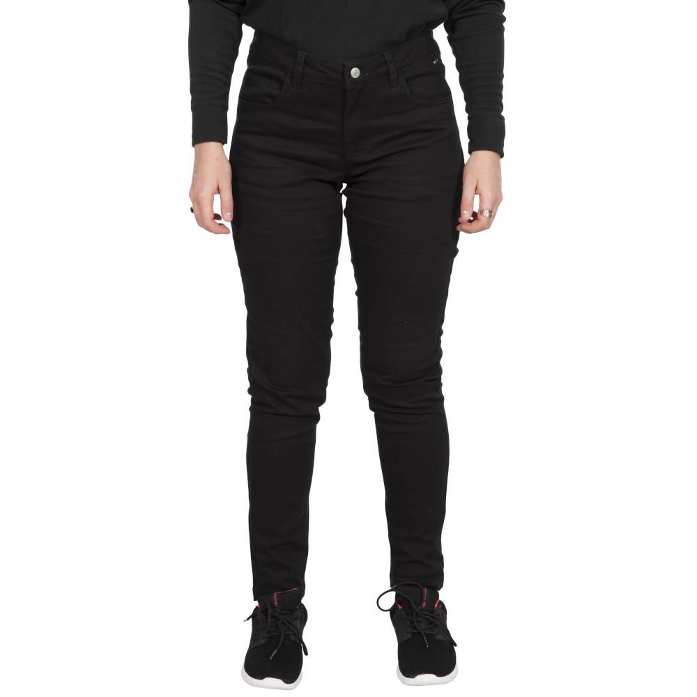 Trespass Womens Aneta Adventure Stretch Trousers 14/l - Waist 32 (81cm)