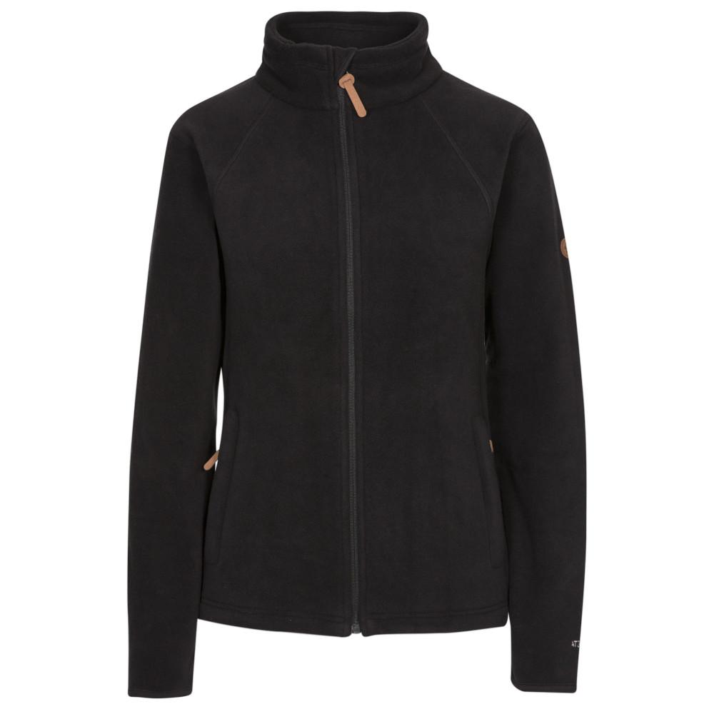 Trespass Womens Trouper Full Zip Fleece Jacket 10/s - Bust 34 (86cm)