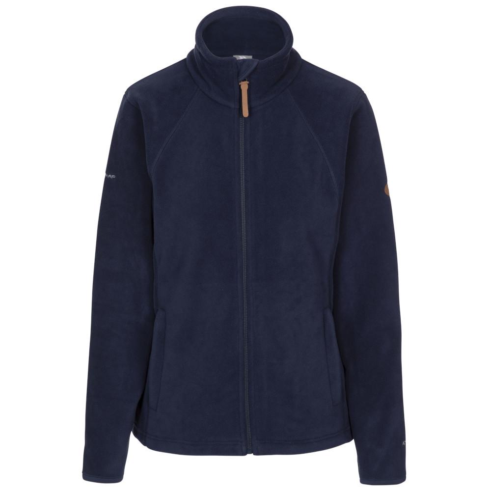 Trespass Womens Trouper Full Zip Fleece Jacket 6/xxs - Bust 30 (76cm)
