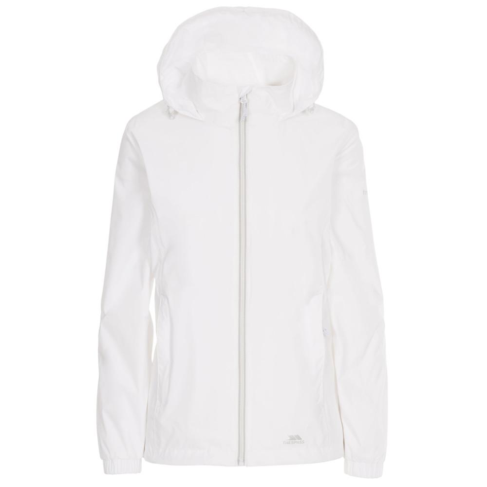Trespass Womens Sabrina Waterproof Breathable Shell Coat 16/xl - Bust 40 (101.5cm)