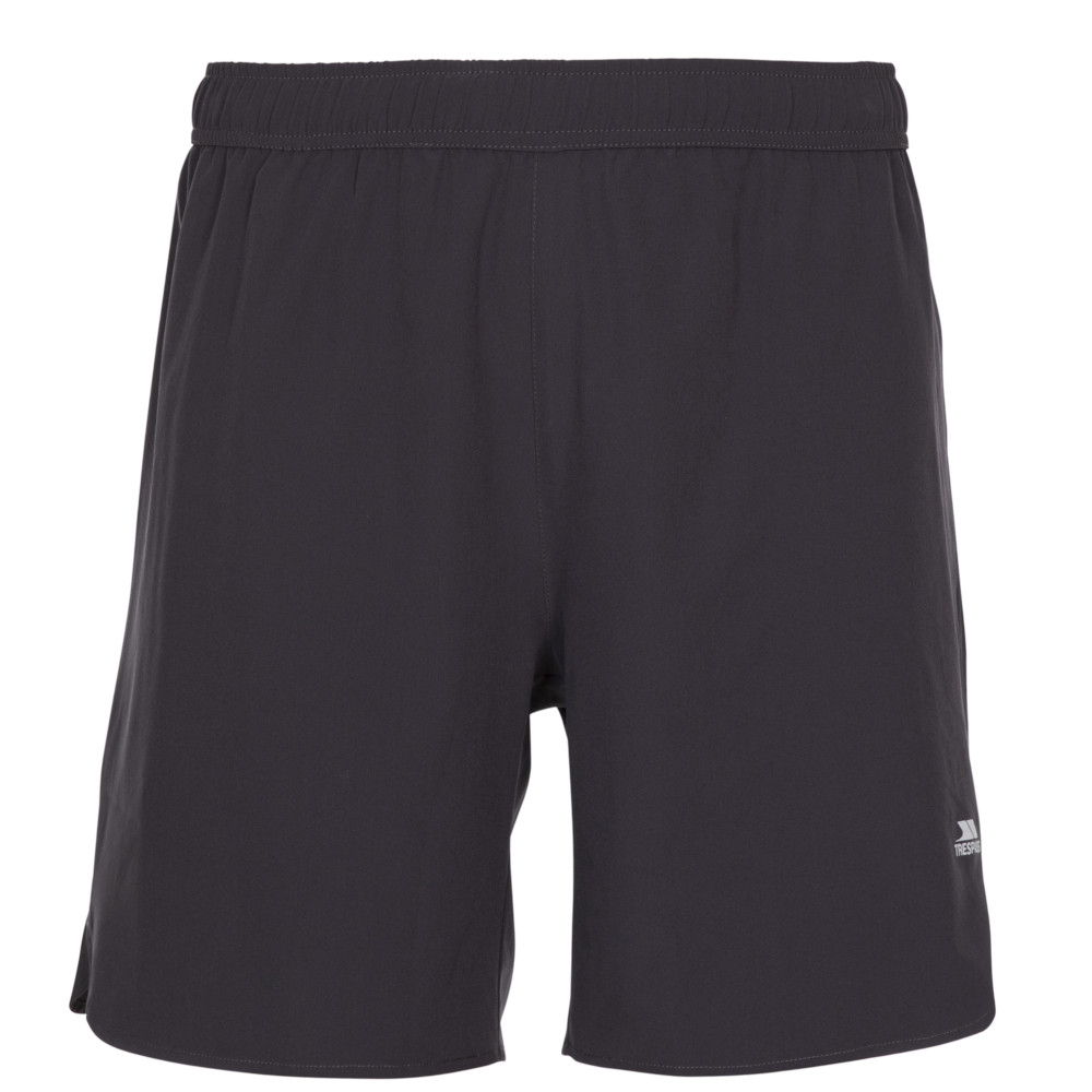 Trespass Mens Richmond Elasticated Active Shorts S- Waist 30-32 (76-81cm)
