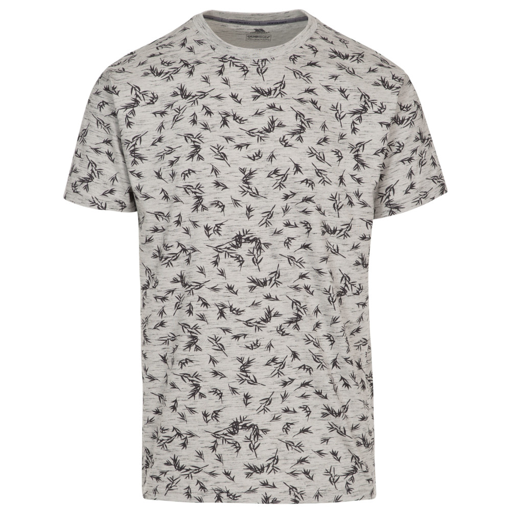 Trespass Mens Orsen Round Neck Short Sleeve T Shirt Xxl - Chest 46-48 (117-122cm)