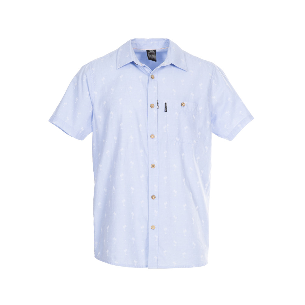 Regatta Womens Ladies Jerbra Coolweave Cotton Short Sleeve Shirt Uk Size 16 - Chest 40 (102cm)