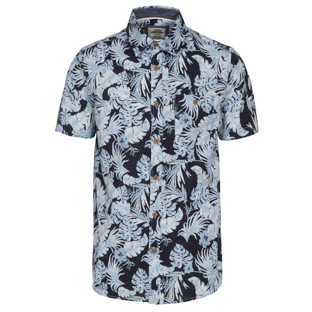 Trespass Mens Torcross Short Sleeve Shirt Xl - Chest 44-46 (111.5-117cm)